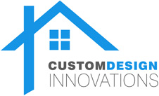 Custom Design Innovations Logo